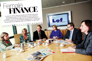 Lof ronde tafel: female finance