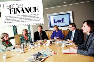 Lof ronde tafel: female finance
